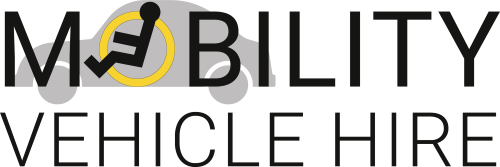 Mobility Vehicle Hire Logo - Click to go to site