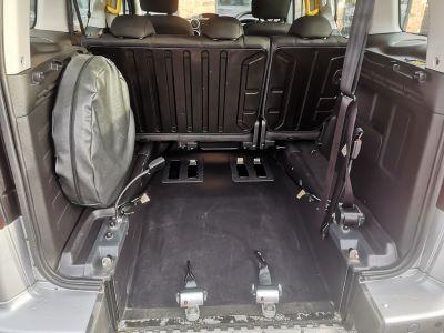 rear wheelchair position