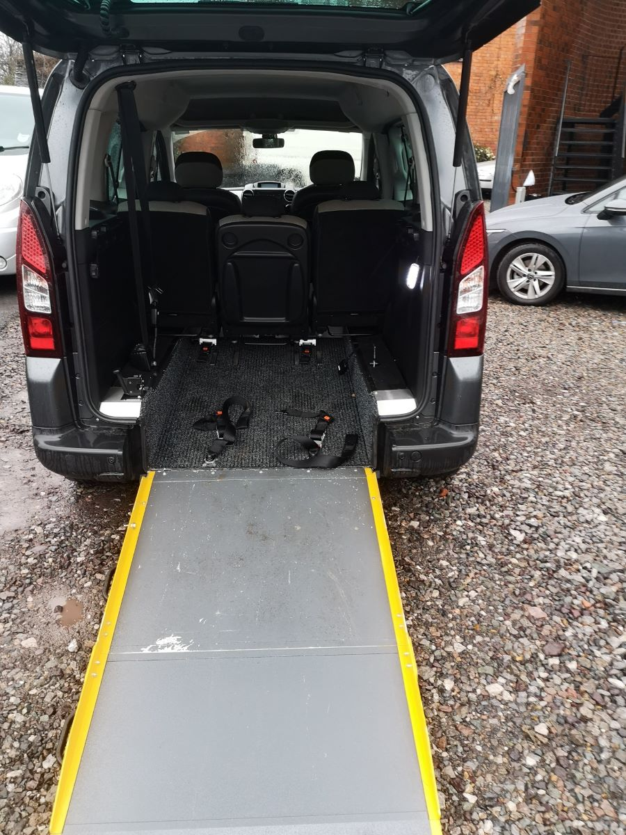 rear ramp down