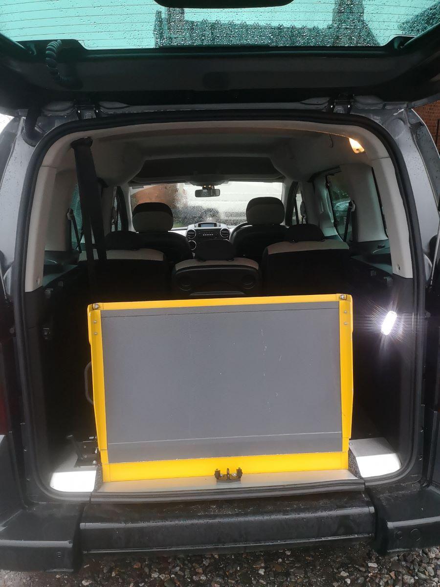 rear ramp up