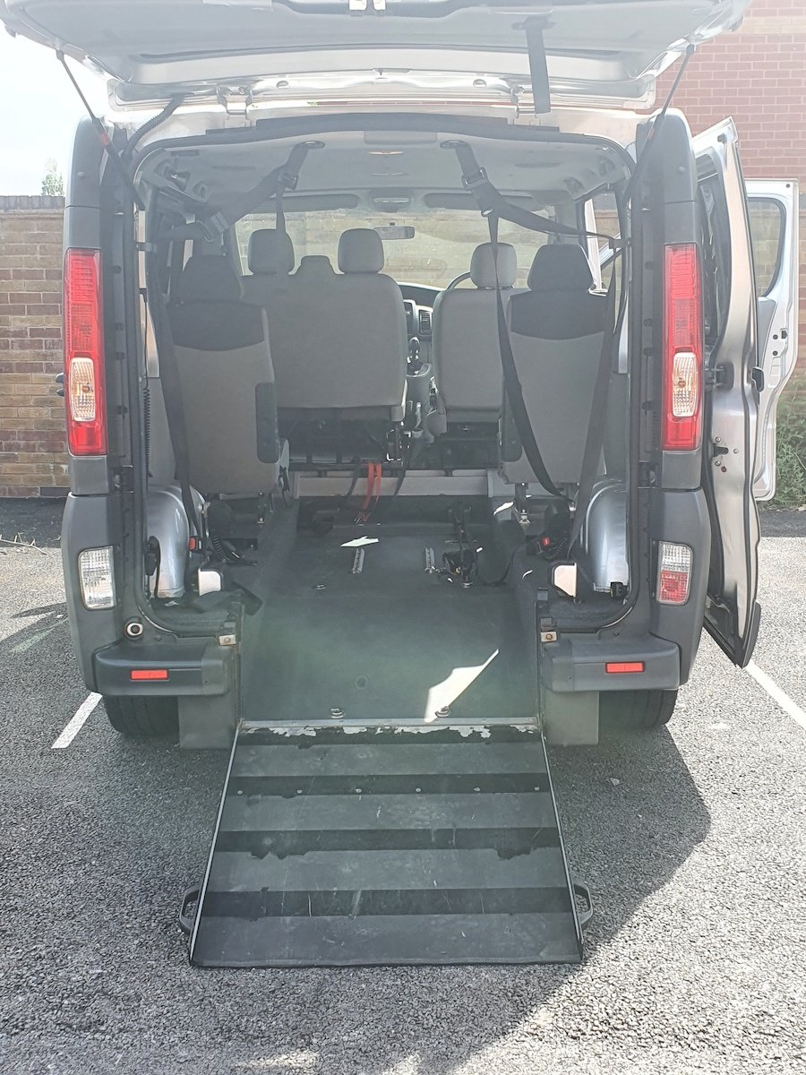 wav rear ramp down